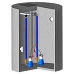 DrainAce Concrete Pump Station