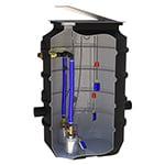 DrainAce Polyethlyene Pump Station-1