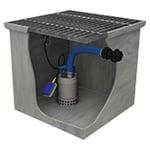 DrainAce Sump Pump Station