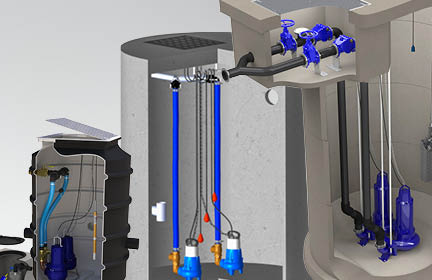 selecting a pump station global water