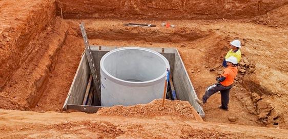 envirolift pump station sa water global water