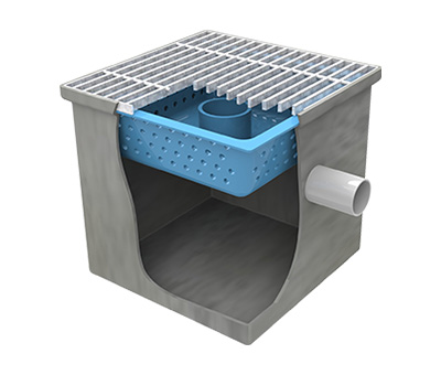 Gross-pollutant-trap