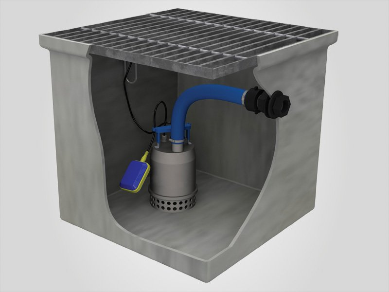 DrainAce-Sump-Pump-Station